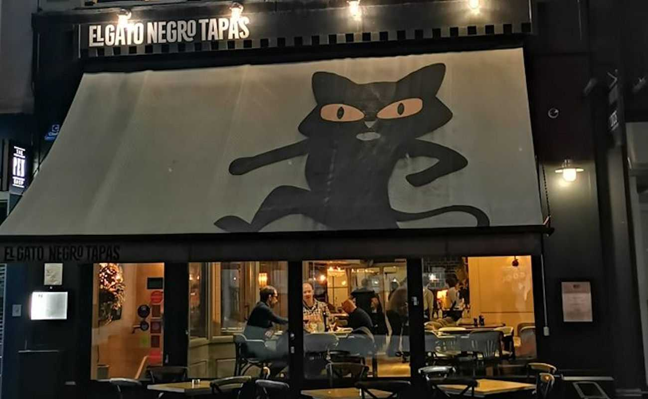 Manchester restaurant news - El Gato Negro