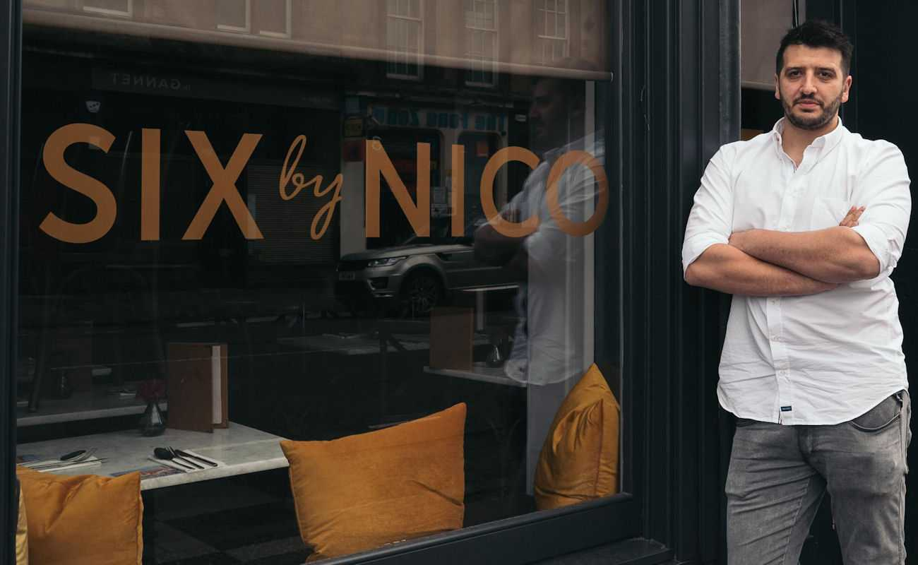 Manchester restaurants - Six by Nico Manchester