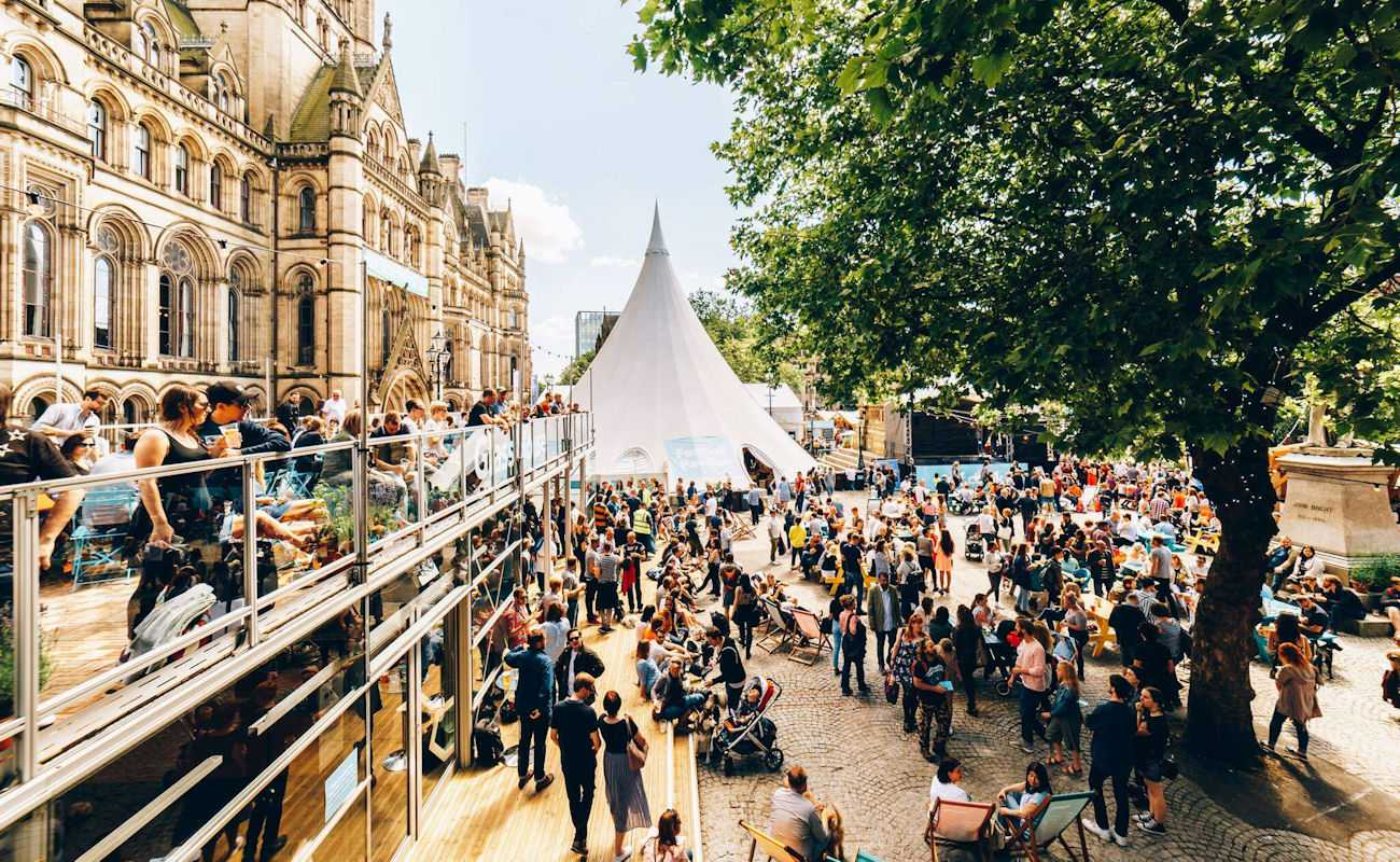Manchester Restaurant News - Manchester International Festival