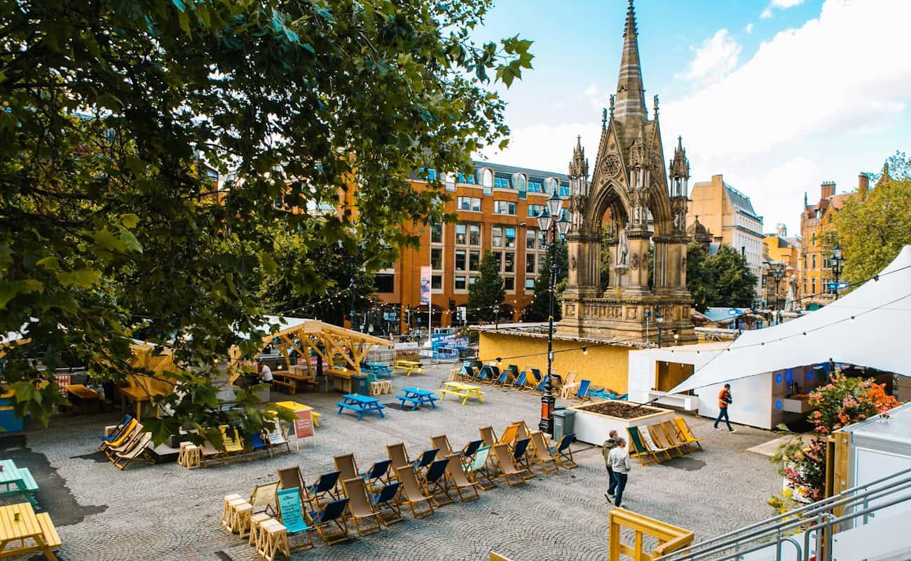 Manchester Restaurant News - Manchester International Festival