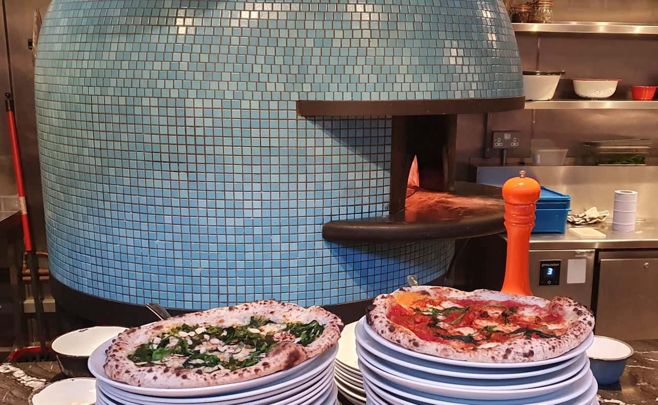 Manchester restaurants - Mughli & Honest Crust