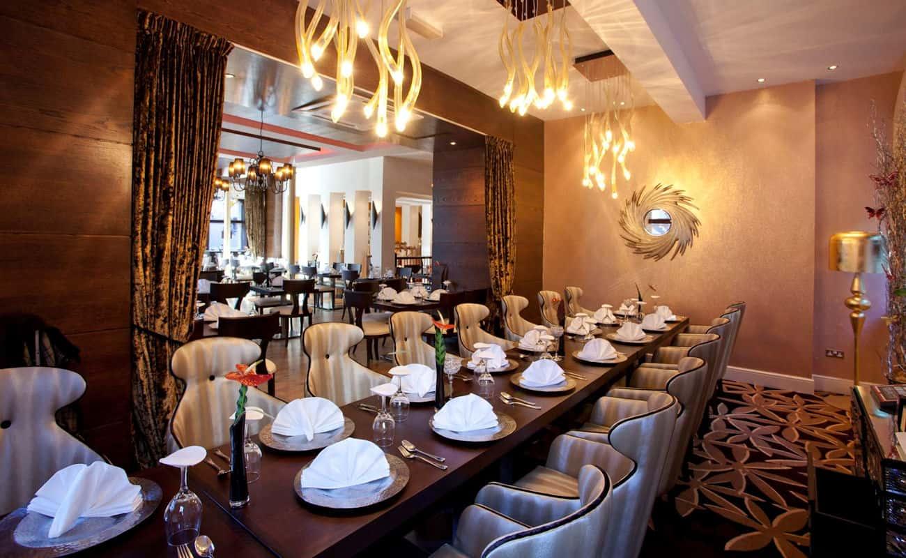 Manchester restaurants - Chaophraya Manchester