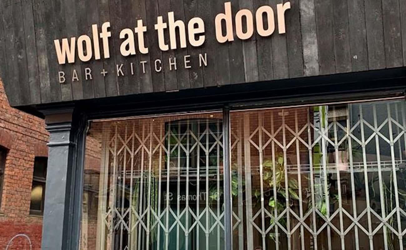 New Manchester Restaurants ~ Wolf at the Door