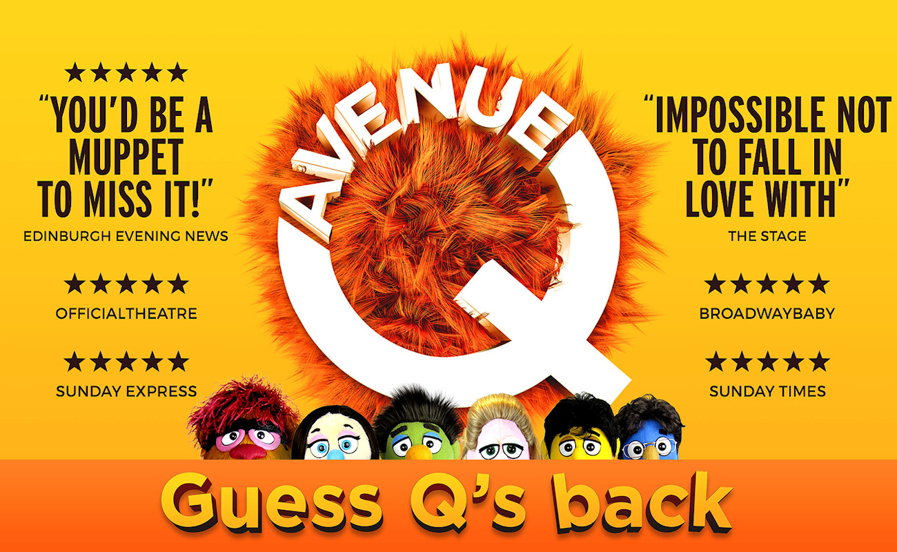 Ticket Offers in Manchester - Avenue Q