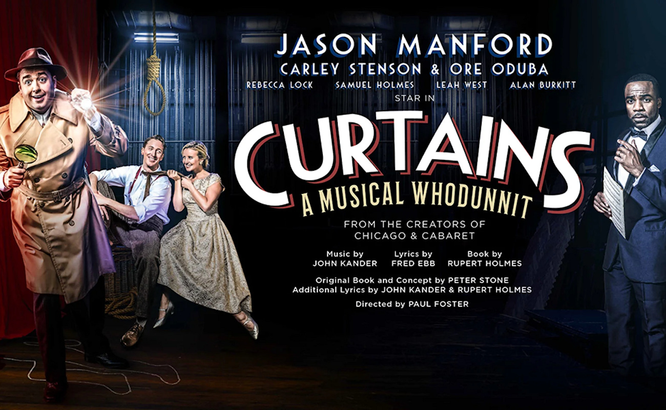 Ticket Offers in Manchester - Curtains