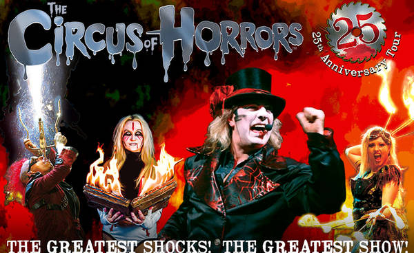 Ticket Offers in Manchester - Circus Of Horrors
