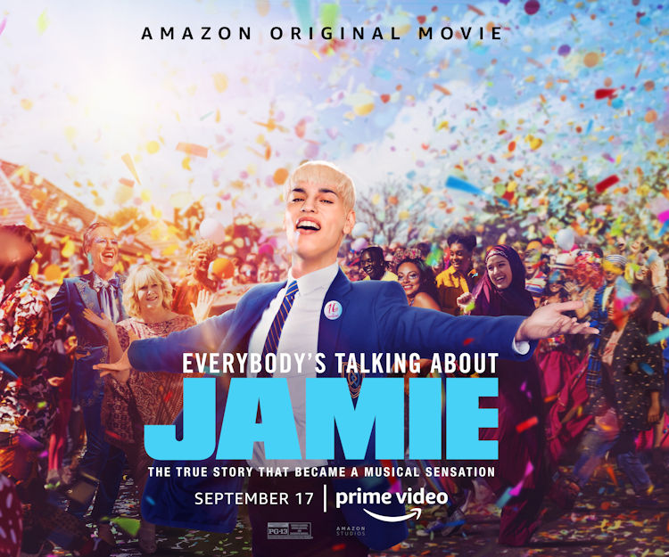 Everybody's Talking About Jamie our now
