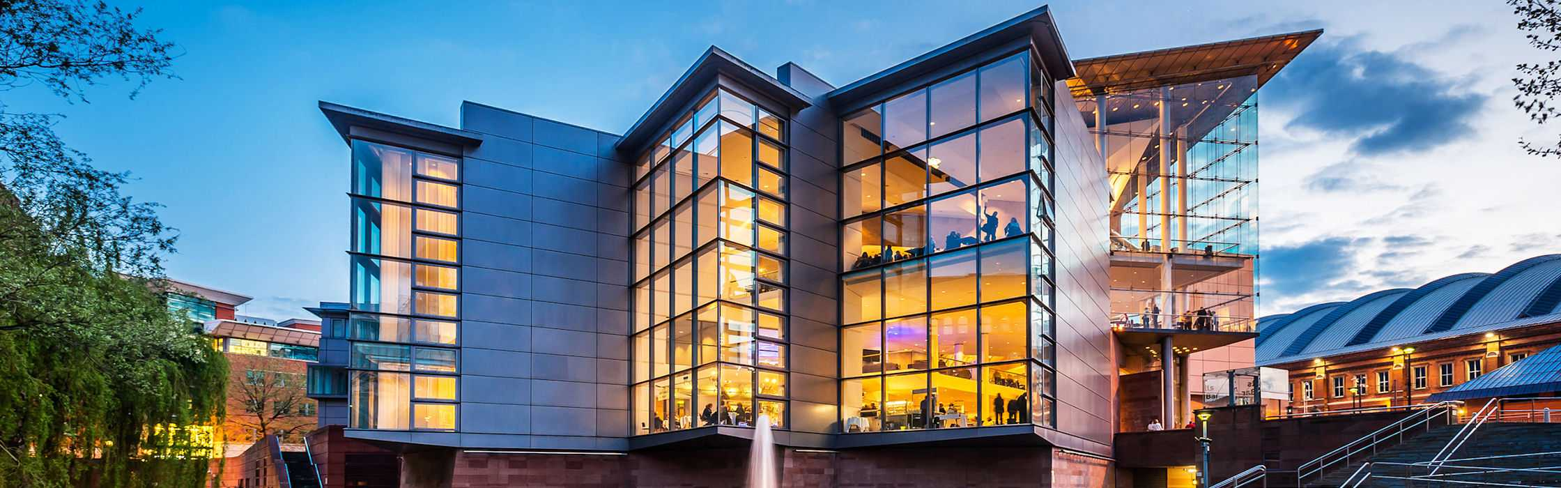 THE BRIDGEWATER HALL, MANCHESTER : WHAT'S ON GUIDE