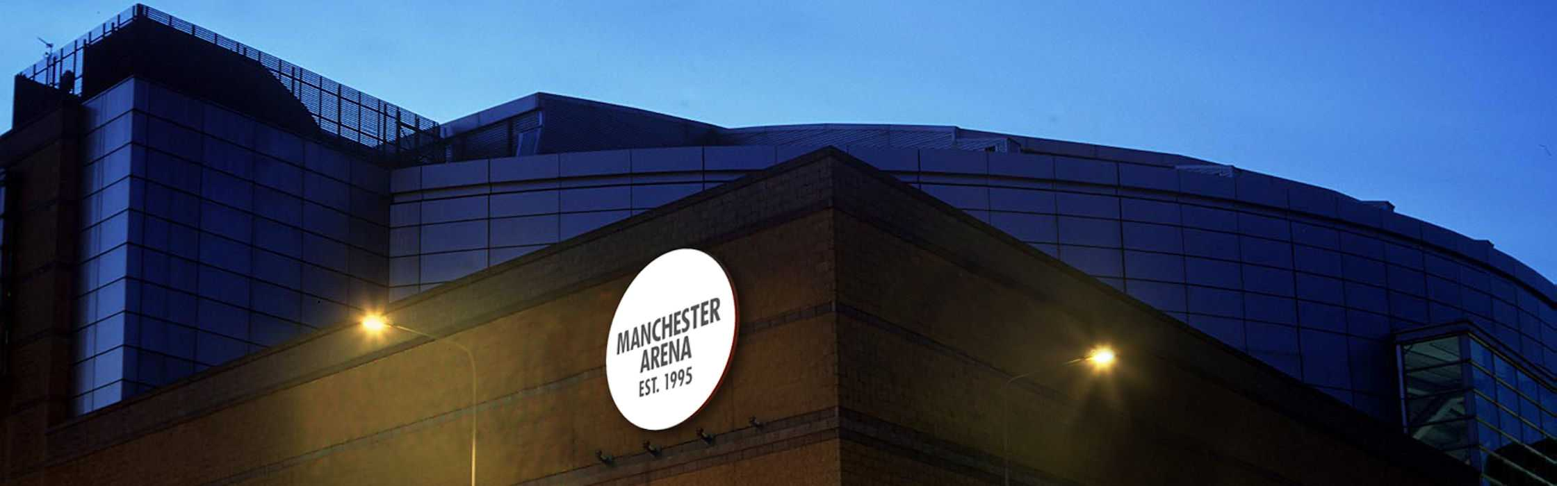 MANCHESTER ARENA, MANCHESTER : WHAT'S ON GUIDE