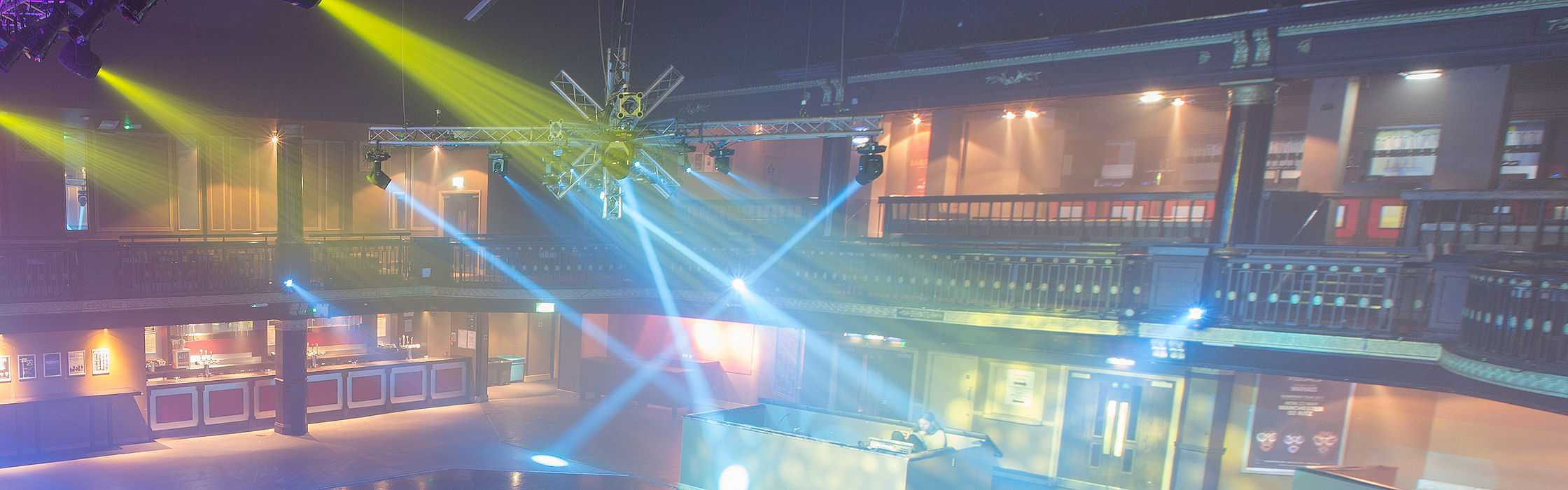 O2 RITZ, MANCHESTER : WHAT'S ON GUIDE